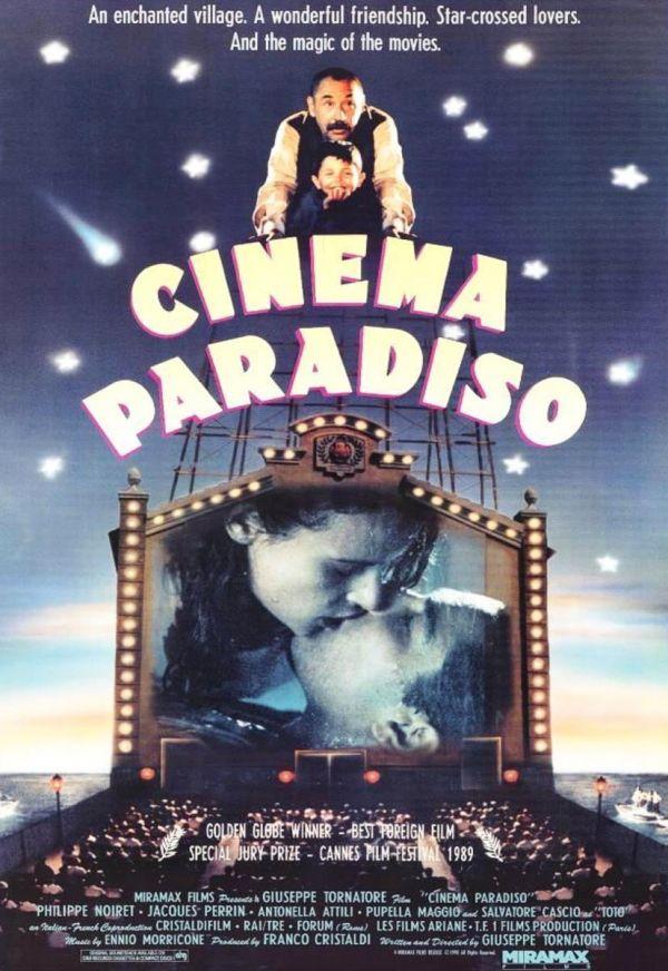 "Cinemateca Municipal "" Cinema Paradiso"""