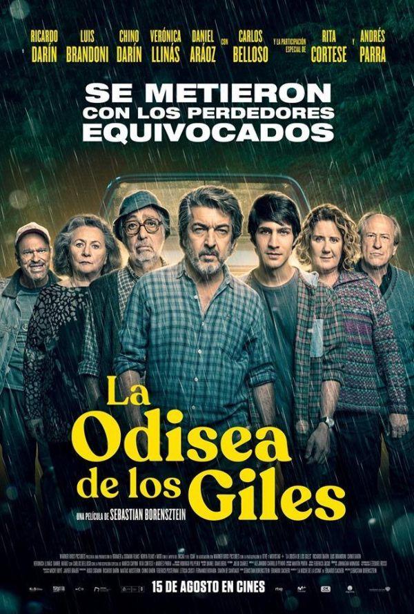 Cinemateca Municipal. La Odisea de los Giles