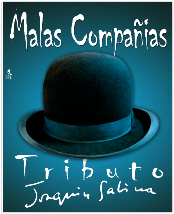 """Tributo a Sabina: """"Malas Compañías"""""""
