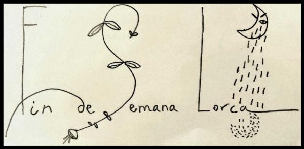 """""""Con Federico en Aranjuez"""". Conferencia de Ricardo Lorenzo. Proyección del corto """"Los mundos de Lorca"""""""