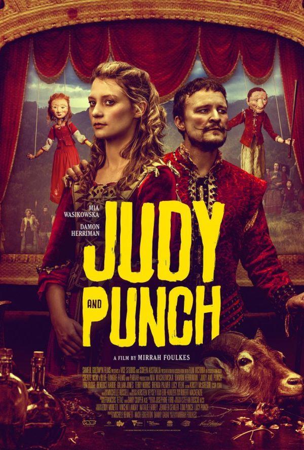 Cinemateca Municipal. Judy& Punch. Jueves 25 de febrero, 18:30h. Teatro Real Carlos III